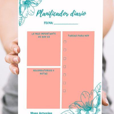 Planificador diario GRATUITO